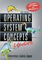 Operating System Concepts, 8th Update Edition Front Cover