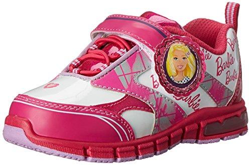 Disney Barbie Athletic 915 Shoe (Toddler/Little Kid), Pink, 11 M US Little Kid
