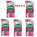 Zoflora Concentrated Disinfectants Rose Pack of 5 - 300918 x 5 - packaging may vary