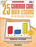 25 Common Core Math Lessons for the I...