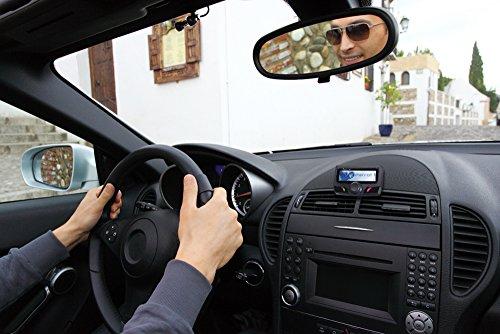 Parrot CK3100 LCD Advanced Bluetooth Freisprecheinrichtung schwarz*