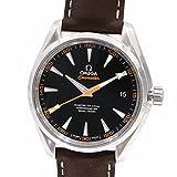 [オメガ]OMEGA 腕時計 シーマスター150m アクアテラ 15000ガウス [純正新品革ベルト]自動巻き 231.12.42.21.01.002 中古