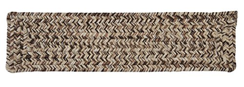 Corsica CC99 Stair Tread, Weathered Brown, 13-Pack