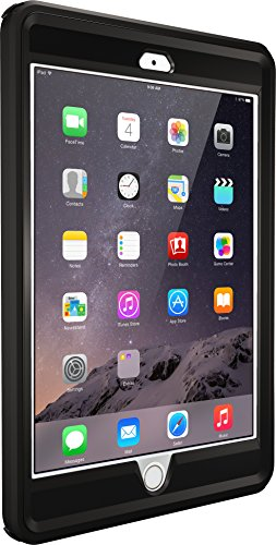 OtterBox DEFENDER SERIES Case for iPad Mini 1/2/3 - Retail Packaging - BLACK