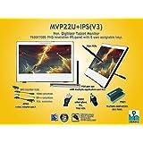 Yiynova MVP22U(V3) Tablet Monitor,IPS Panel, DVII Digital Input (Mac & Windows)