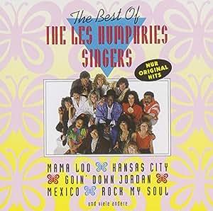 Best of Les Humphries Singers