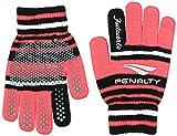 (ペナルティ)PENALTY サッカー フットサル 手袋 ニットグローブ PE6719 48 マゼンタ FREE