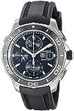 TAG Heuer Men's CAK2111.FT8011 Aquaracer Analog Display Swiss Automatic Black Watch