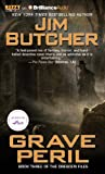 Jim Butcher Grave Peril (Dresden Files)