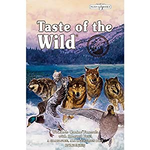 Taste Of The Wild Wetlands Dry Dog Food 15lb