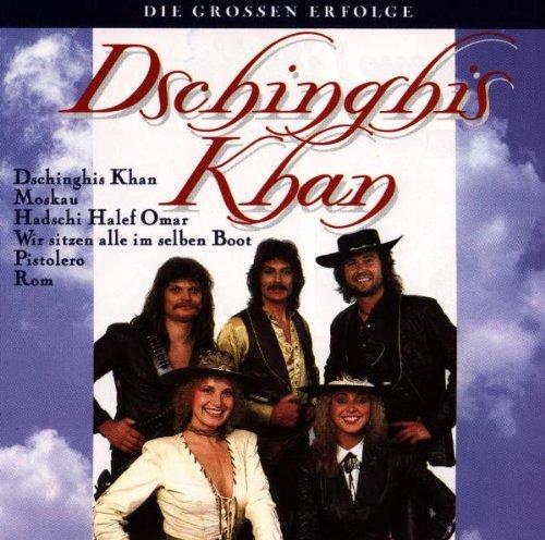 Dschinghis Khan - Die Grossen Erfolge (Cd3) - Zortam Music