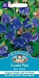 Mr. Fothergill's 10483 35 Count Velvet Sweet Pea Seed - Blue