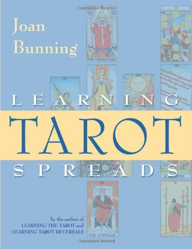 (Download) Learning Tarot Spreads Pdf By Joan Bunning