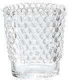 カメヤマキャンドルハウス キャンドルホルダー ホビネルグラス クリスタル (ティーライト・サンプラーサイズにおすすめ)