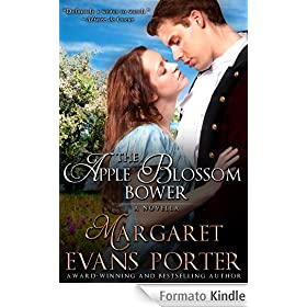 The Apple Blossom Bower (Historical Romance Novella)