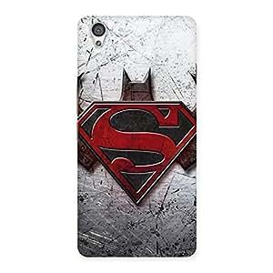 Radiant Day vs Knight Designer Back Case Cover for OnePlus X