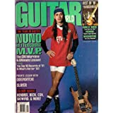 NUNO BETTENCOURT EXTREME GUITAR WORLD JANUARY 1992 QUEENSRYCHE SLAYER MORE!