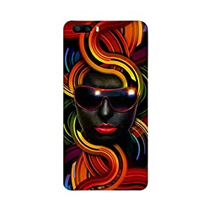 Skintice Designer Back Cover with direct 3D sublimation printing for Honor 6 Plus