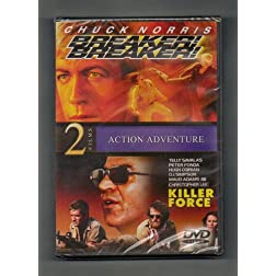 Breaker! Breaker! / Killer Force (Chuck Norris, George Murdock, Telly Savalas)