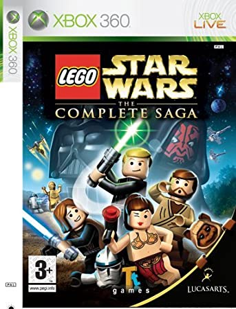 LEGO Star Wars: The Complete Saga (Xbox 360) by LucasArts
