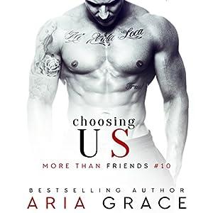 Choosing Us: M/M Romance Audiobook