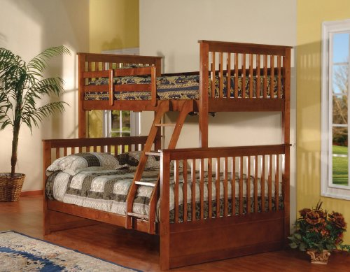 Simple Bunk Beds 5010 front