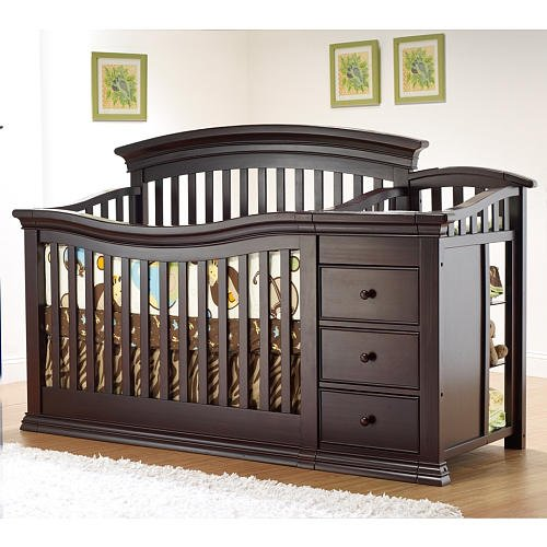 Convertible Crib Dimensions