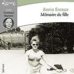 Mémoire de fille | Annie Ernaux