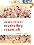 Essentials of Marketing Research [Wit...