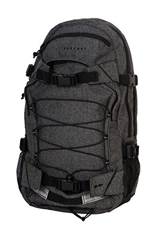 FORVERT-Backpack-New-Laptop-Louis-Flannel-Grey-51-x-295-x-15-cm-265-Liter-880570