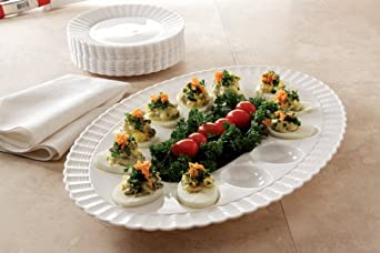 Plastic Deviled Egg Tray