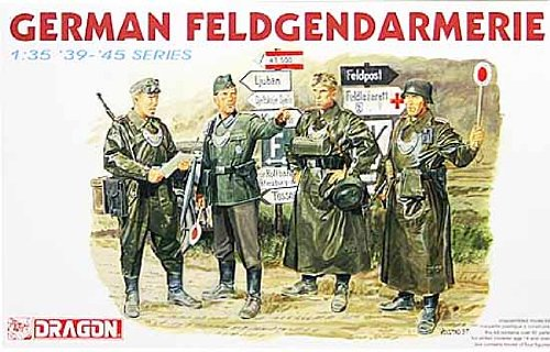 1/35 German Feldgendarmer