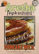Aretha Frankenstein39s Insanely Great Pancake Mix - 32 Oz Box Pack of Two