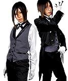 【黒執事】 悪魔の執事★セバスチャン燕尾服7点セット Lサイズ