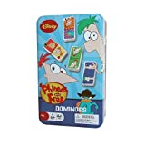 Disney Phineas and Ferb Dominoes