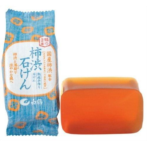 白鶴 柿渋石けん 110g