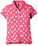 #5: United Colors of Benetton Baby Girls' Polo Shirt (16P3089C0068I904_Pink_0Y)
