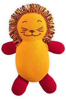 Joobles Organic Stuffed Animal - Roar the Lion