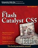 Flash Catalyst CS5 Bible ebook download
