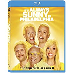 It's Always Sunny in Philadelphia: The Complete Season Eight [Blu-ray]