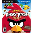 Angry Birds Trilogy Move - PlayStation 3 Standard Edition