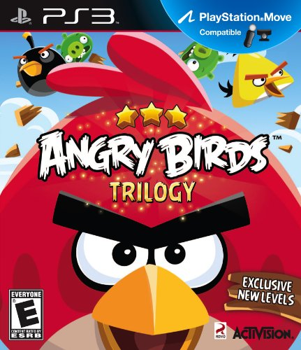 Angry Birds Trilogy (輸入版:北米)