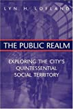 The Public Realm: Exploring the City's Quintessential Social Territory (Communication and Social Order)