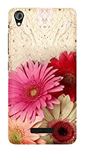 TrilMil Printed Designer Mobile Case Back Cover For Gionee Pioneer P5W