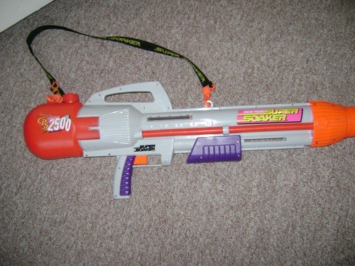 Super Soaker Water Guns Lamari Super Soaker Cps 2500 Discount