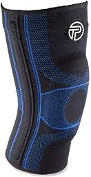 Pro-Tec Athletics Gel Force Knee Sleeve, Large