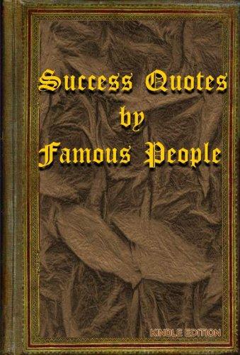 Famous Short Quotes Success