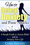 How to Defeat Anxiety and Panic Attacks: A Simple Guide to Anxiety Relief and an Anxiety Free Life