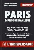 Atlas routier : Plan de Paris & Proche banlieue