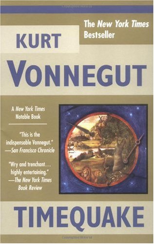 Time Travel Vonnegut Timequake